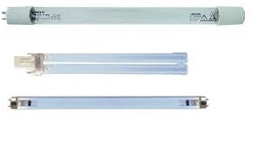 UV bulbs for water sterilizer