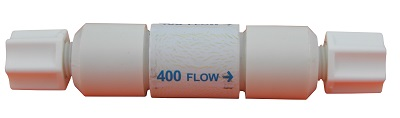 Flow restrictor 400 cc/ML