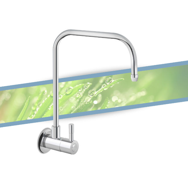 One way Wall faucet
