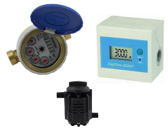 Flow meter and Locking Systems