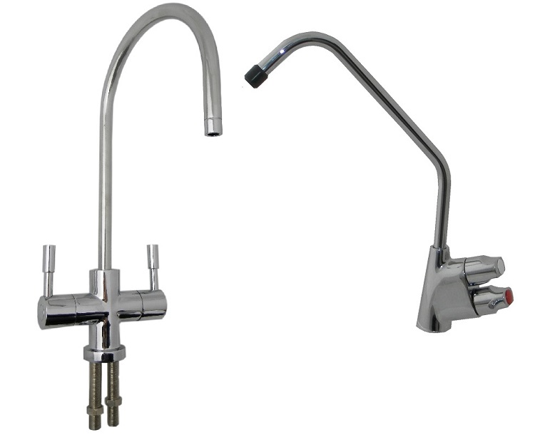 Two ways faucets