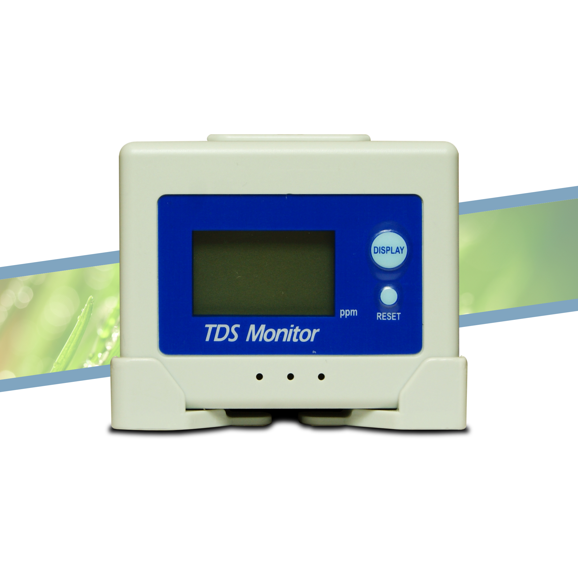 Electronic TDS reader