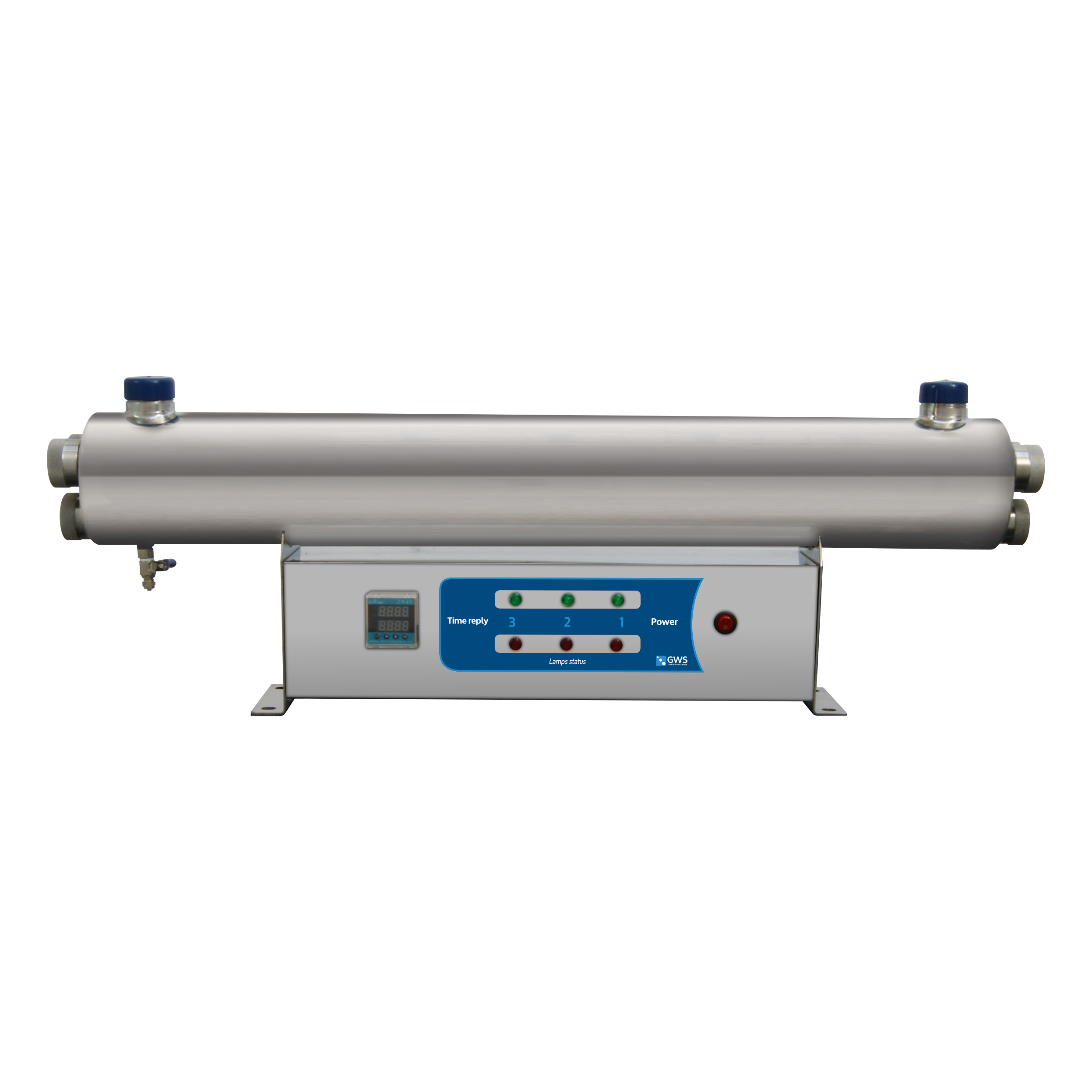 Industrial UV sterilizer